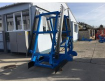 LEKO 5 m függesztett fogazott simító, hidraulikus, 2 soros